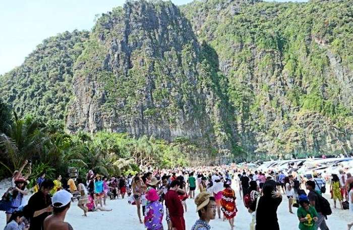 Thailand - Maya Bay to close for three months in 2018