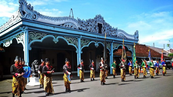 Indonesia - Surakarta Palace to be a National Heritage Site