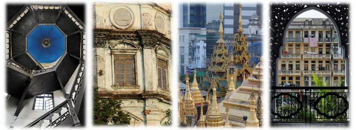 Myanmar - The Yangon Heritage Trust