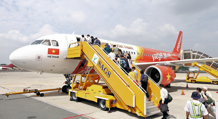 VietJet - New Direct Flights Chiang Mai / Phuket - Ho Chi Minh