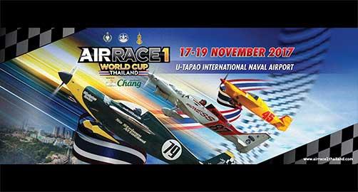 Thailand - Chang Air Race 1