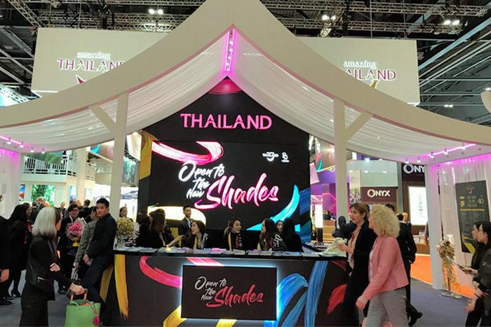 Thailand - New Tourism Marketing Concept