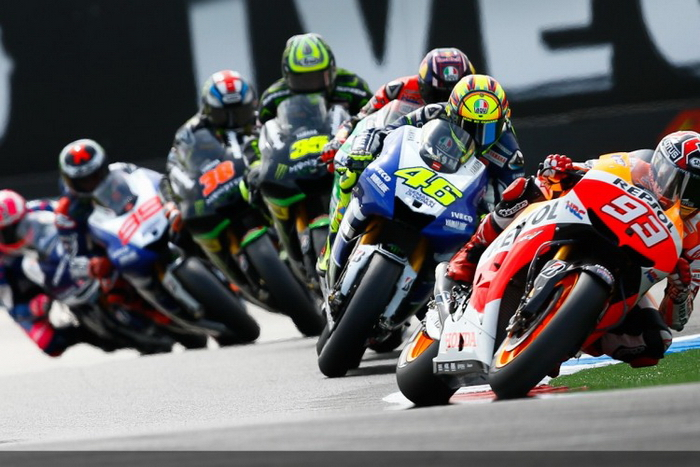 MotoGP - the 2018 teams line up