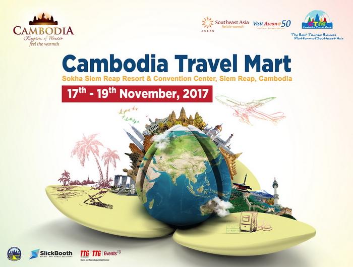 Cambodia - Travel Mart 2017