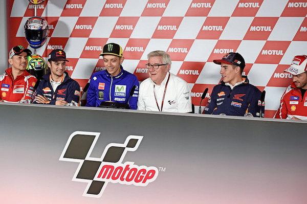 MotoGP - the Nick Harris Retirement Interview