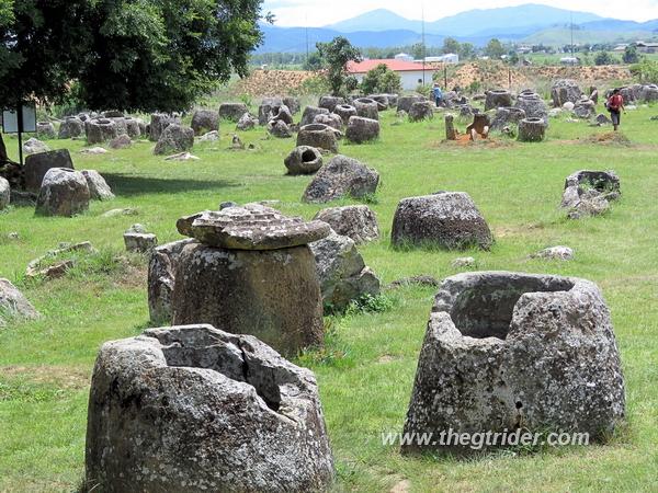 Laos - Plain of Jars to seek UNESCO listing