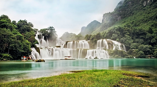 Vietnam - New UNESCO Global Geopark