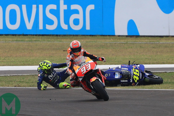 MotoGP - Argentina, a sensible review of that controversial chaotic race.
