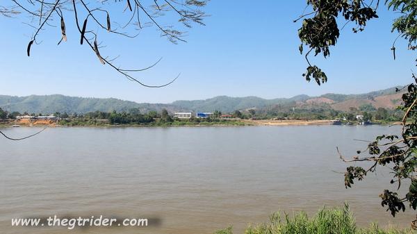 Laos - New Mekong Port