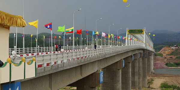 Laos / Myanmar new border agreement reached