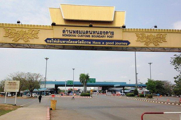 Thailand - Laos Car Vehicle Standards Agreement