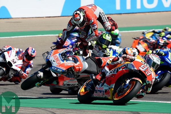 MotoGP - Lorenzo's complaint re Marquez . Justified or not?
