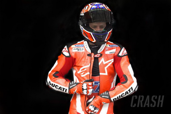 Stoner officially retires from Ducati.