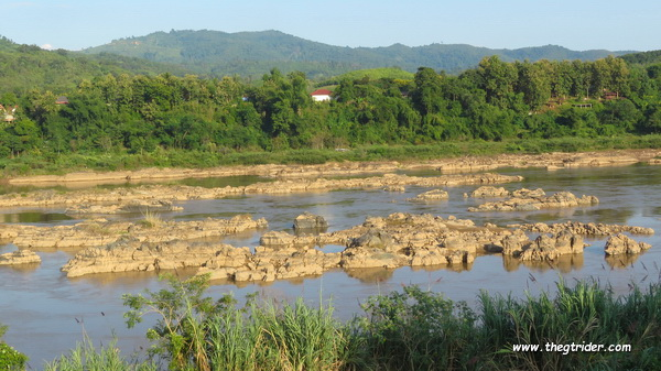 Thailand - Mekong Rapids Rock Blasting Project Cancelled.