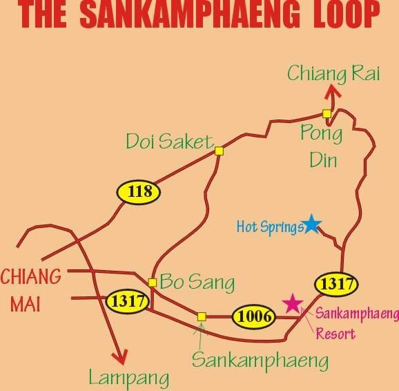 San Kamphaeng | The GT Rider